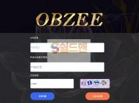 【먹튀검증】 오비지 검증 OBZEE 먹튀검증 obzee-a.com 먹튀사이트 검증중
